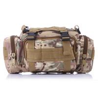 HXL 3L Outdoor militare tattico zaino di assalto di Molle Reflex zaino bagagli Duffle di viaggio escursione di campeggio di Shoulder Bag