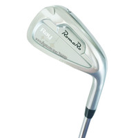 Neue Golfclubs Romaro Ray Irons 4-9P Geschmiedete Golfeisen Set Club Stahl- oder Graphitwelle R- oder S-Klubschacht Freies Verschiffen