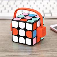 Giiker Super Square Magic Cube com Smart App Real-time Synchronization Scronization Education Brinquedo com caixa de varejo 3001640