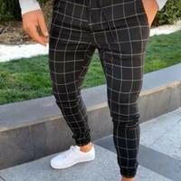 Yaz Yeni Moda Yüksek Bel erkek Uzun Pantolon Ince Pantolon Eşofman Fit Egzersiz Joggers Yaz Rahat Moda Erkekler giyim