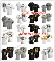 БГ к 2020 году новых Бейсбол кофта 35 Куне Кела 23 Митч Келлер 44 Кевин Крамер 14 Люк Майле 51 Джейсон Мартин 19 Колин Моран 15 ДжейТи загадка