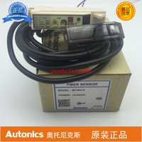 BF3RX-P Autonics مكبر للصوت الألياف البصرية عالية الدقة مع الأوجه ضبط التوأم 100 ٪ جديد الأصلي PNP 12-24VDC