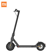 Xiaomi Mi Lite Scooter électrique adulte Max Vitesse maximale 20 km / h Balance pliable Smart Scooter Smart Scooter 250W Moteur original Xiaomi Electric Scooter