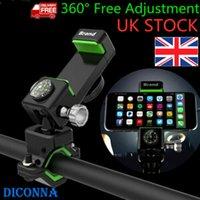 Taşınabilir 360 Derece Dönebilen e-Bisiklet Bisiklet Cep telefonu Destek Mobil Telefon Tutucu Üniversal