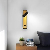 Duvar Lambası Moern Loft Tarzı Yatak Odası Çalışma Ev Okuma Işık Başlık Tapu Fikstür için Oturma Odası Işıkları