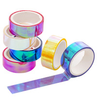 Waterproof Adhesive Tape Color Washi Tape Diy Decorative Scr...