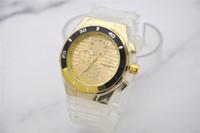 Nuovo marchio francese di alta qualità technomarine orologio multifunzionale al quarzo esterno sport marino versione unisex in silicone orologio con scatola