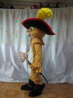 プロのカスタム猫猫マスコット衣装黄色猫キャラクター宇宙飛行士マスコット服クリスマスハロウィーンパーティーファンシードレス