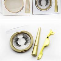 5style Eyeliner Liquide Magnétique Magnétique Faux Cils Brucelle Set Aimant Faux Cils Set Colle Maquillage Outils DHL Livraison gratuite