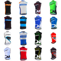 ORBEA team custom made Cycling Sleeveless jersey Vest Men&#0...