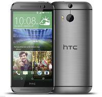 الأصلي HTC واحدة M8 2GB RAM 16GB 32GB ROM رباعية النوى 4G LTE-FDD الجيل الثالث 3G WCDMA 2G GSM الهاتف المجددة