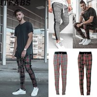 2019 Men Running Pants Gym Sport Trousers Tracksuit Bottoms ...