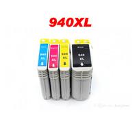 hp940 오피스젯 8000 8500 8500A HP 프린터 (940)에 대한 높은 용량 940xl 호환 잉크 카트리지