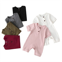 New Baby Clothing Infant Toddler Clothes Romper Jumpsuit Out...