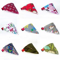 Cat Scarf Triangular Scarfs Pet Bandana Accessories Hot Prod...
