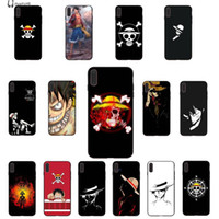 2020 Monkey D Luffy telefone caso do iPhone para 11 pro XS MAX 8 7 6 6S Plus X 5 5S SE XR grossista