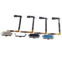 Wysokiej jakości części do Samsung Galaxy S6 G920 SM-G920F Home Przycisk powrotny Klucz Flex Wstążka kabla z palcem Drukuj twardy czujnik Flex Cable