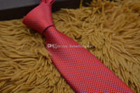 Men Business Formal Tie Wedding Fashion Ties Leisure Slim Ti...