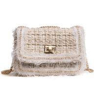New Arrival. good quality Fashion Flap Women Bags New Lady Simple Shoulder  Bag Korean Fashion Small Bag Plaid Girls ... 808b54fb03c50