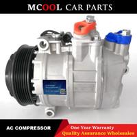 New 7SBU16C Auto AC Compressor For Mercedes Benz W202 W210 4471002031 4471006820 0002300911 A00023011 A0002343111