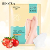 Foot Mask Socks for Pedicure Baby Feet Exfoliating Peeling M...