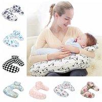 Emzirme Yastık Yaratıcı Bebek Hemşirelik Hamilelik Annelik Yastıklar Bebek Karikatür Ayrılabilir U Şekli Uyku Yastığı TTA2098-7