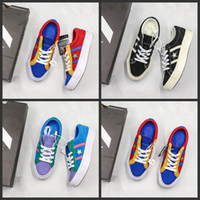 Update Conver Jack One Star Bars J Suede Casual Shoes Fashio...