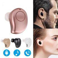 S530 Plus Auriculares Bluetooth Wireless Mini-Plus S530 auriculares en los oídos auriculares con micrófono Deporte auriculares estéreo para Huawei HTC
