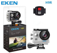 Eken H9 عمل كاميرا عمل H9R WiFi Ultra HD مصغرة كام 4 كيلو / 30 إطارا في الثانية 1080P / 60FPS 720P / 120FPS تحت الماء