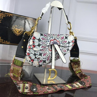 2019 New listing Hot women shoulder handbag retro fashion hi...