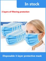 Mask disposable face mask Protective mask Non- woven disposab...