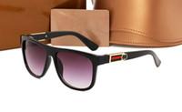 2019 جودة عالية جديد نظارات خمر الطيار ماركة نظارات الشمس النظارات الاستقطاب uv400 الرجال النساء بن النظارات الشمسية مع مربع G230