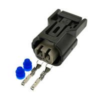 2 Pin 1,0 mm weiblicher Auto-Sensorstecker, Ansaugdrucksensorschraube (für Sumitomo HX-Serie), wasserdichter Stecker für Honda-Abkommen
