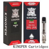 Newest Kingpen 710 Cartridges Gift Box Package 0. 5ml 1. 0ml C...