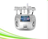 6 i 1 SPA MicroCurrent Face Lift Radiofrekvens RF Ansikte Lyftdiod Lipo Laser Slim 80K Ultraljuds kavitationsmaskin
