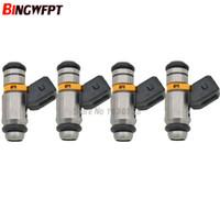 4 STÜCKE IWP069 Hochleistungs-Einspritzdüse 44lb 491cc für Magneti Weber 491CC elektronische Kraftstoffeinspritzung