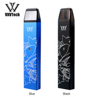 VXV RB Pod Kit 380mAh with Charging Dock with 2.5ml ceramic coil cartridge for 3 replaceable batteries vape Original