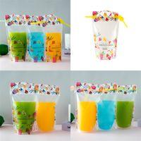 500mldrink Bolsas geada auto-sustentável Bag bebidas criativa líquidos Bebida Bolsas Juice Diy Bolsa Multi Cores 0 23xc B2