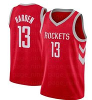 067676414 Thailand quality Men and youth Houston Harden Rockets Jerseys Paul James  Hakeem Abdul Olajuwon Swingman Stitched Chris Jersey free shipping