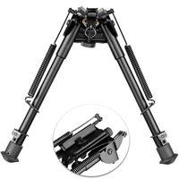2019 NUOVO 9-13 bipiede montaggio 237 millimetri-385 mm Modello Harris pistola gamba estensibile montato bipiede fisso per la caccia