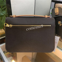 2019 Hot Sell Genuine Leather Shoulder Bag 25cm Women' s...