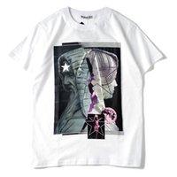 2020 летняя футболка с короткими рукавами женская новая марка tide iconostasis 3D прямая инъекционная печать пары хлопчатобумажная мужская одежда