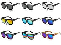 (MADE IN CHINA) Быстрая доставка Элегантные новые большие рамы Lady Sunglass Дорогих Новые цвета спортивные солнцезащитные очки Mix Отправить солнцезащитные очки.