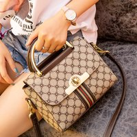 2020 Casual fashion woman bag Handbag lady bag Small Mini Mobile phone bag Casual Tote Cross Body Shoulder Bags Genuine Leather A13