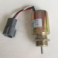 미쓰비시 S3L2-61SD S3L2-61SDH S4L2-61SD S3E 30A87-00040 12V 용 솔레노이드 밸브