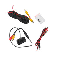 170degree CMOS Car Rear View Reverse Backup Parking Camera W...