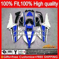 OEM для Yamaha T-MAX500 MAX-500 TMAX500 Tmax Blue White Max 500 83HC.90 Tmax-500 2012 2012 2013 2012 2012 T MAX500 12 13 14 15 15