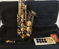 YANAGISAWA A- 991 Eb Alto Saxophone Body And Gold Plated Key ...