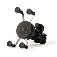 Support de téléphone mobile rotatif à 360 degrés pour iPhone XS Pince Stand de bicyclette de bicyclettes universelle moteur électrique VTT Vélo de vélo de vélo Kick