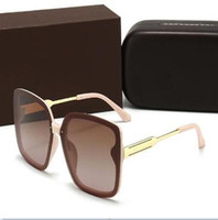 Luxury SU NGLAseses Mens дизайнер Солнцезащитные очки G4286 Бренд Солнцезащитные очки Мода Поляризованные Солнцезащитные очки Для Мужской Летом Вождение Стекло без коробки